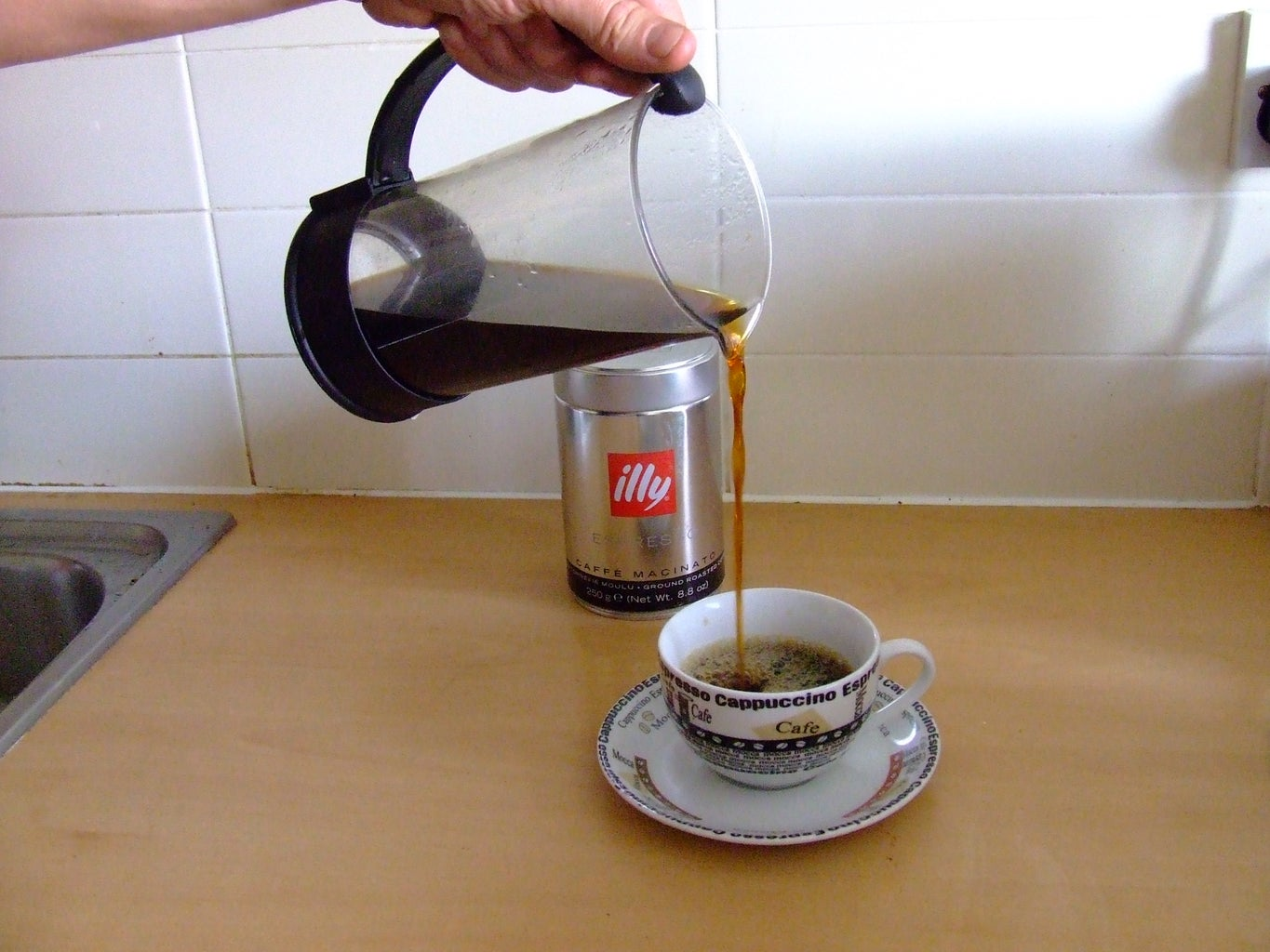 Coffee Filter Hack