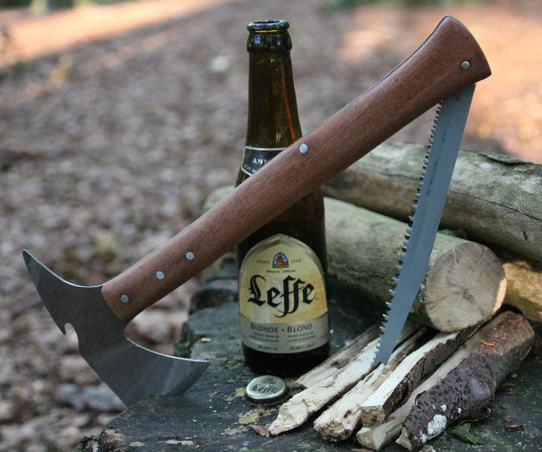 Tomahawk Survival Axe (that opens beers!)