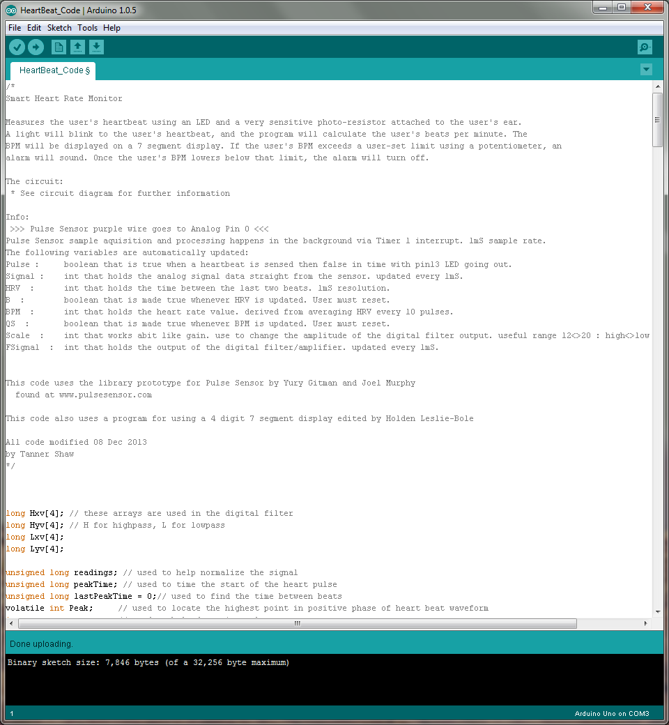 Step 3: Coding