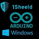 By the FingerPrint Recognition Function of 1Sheeld and IPhone,in Windows Login