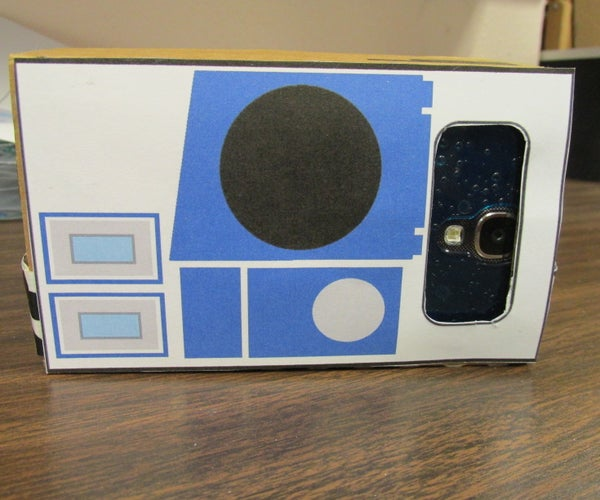 R2-D2 Cover for DoDoCase Build Night