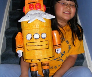 The Robolocity Roaming Instructables Robot Gnome - RoboGnome