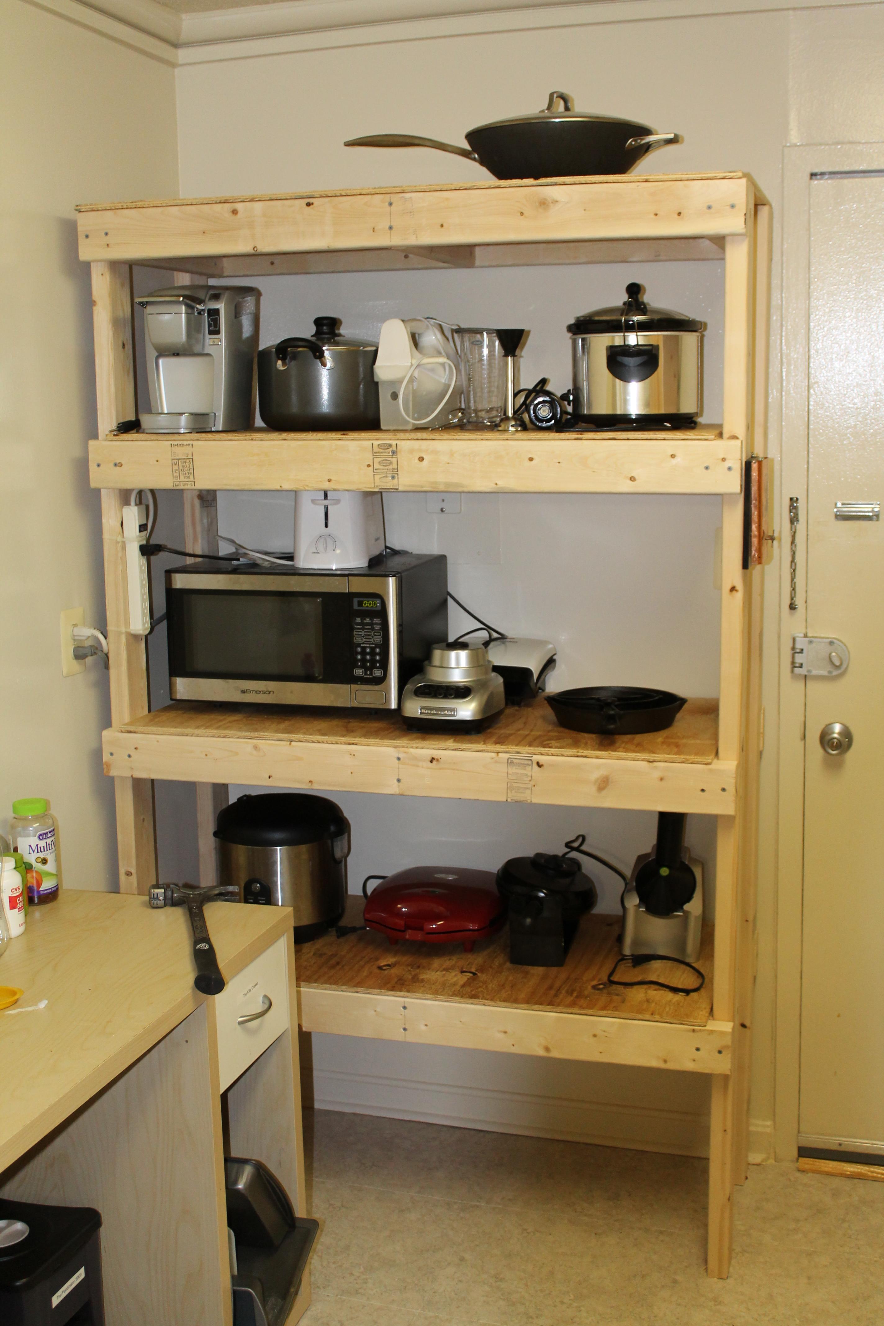 Cheap Storage Shelves