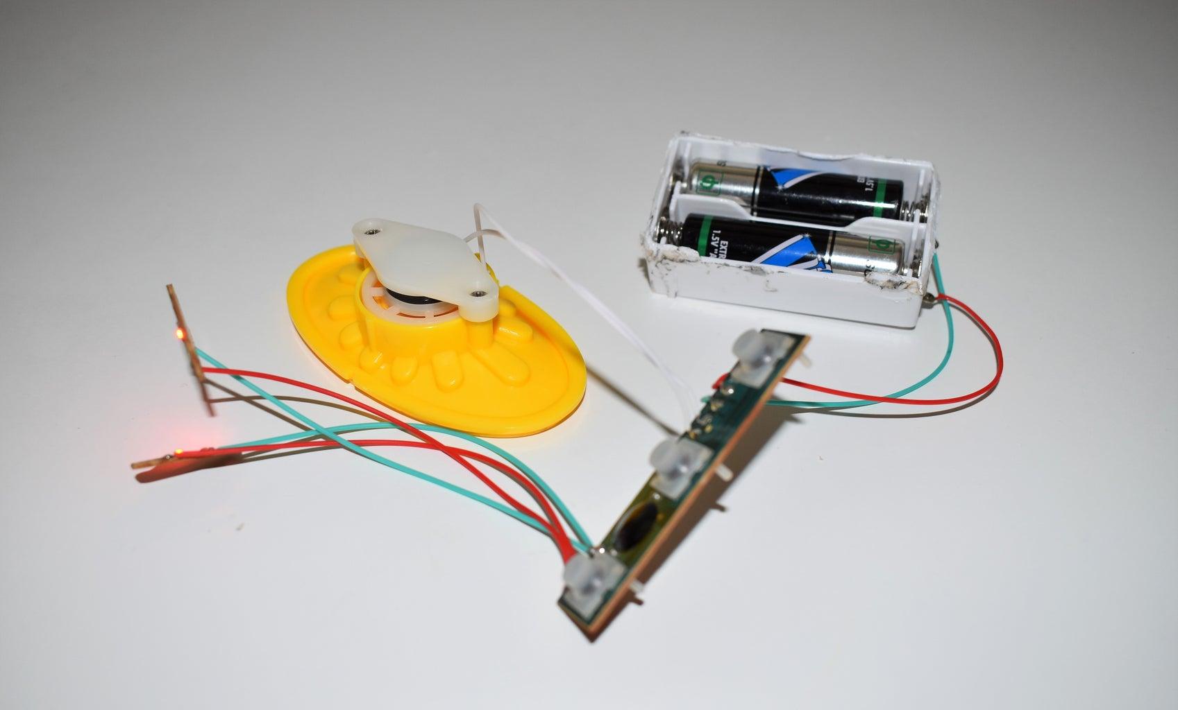 Extracting the Audio Mechanism
