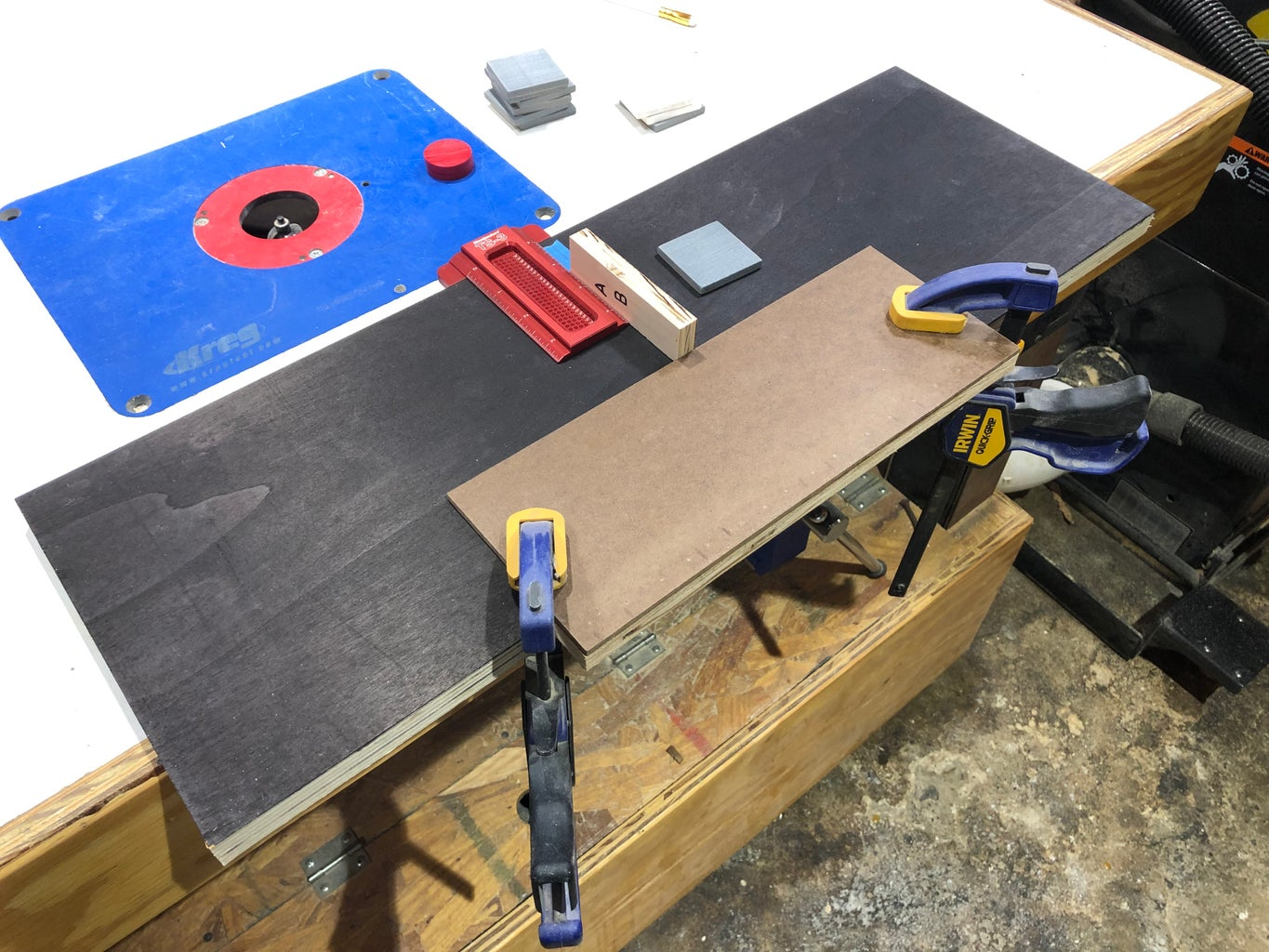 Button Pad Assembly