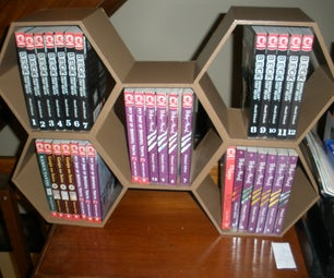 The Beehive Bookcase