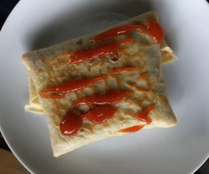 Fried Food Parcel Recipe