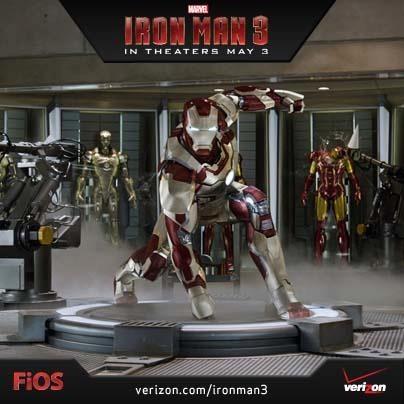 Iron Man Mk42 Cosplay
