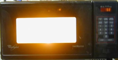 How to Make Plasma with Microwave and Lightbulb