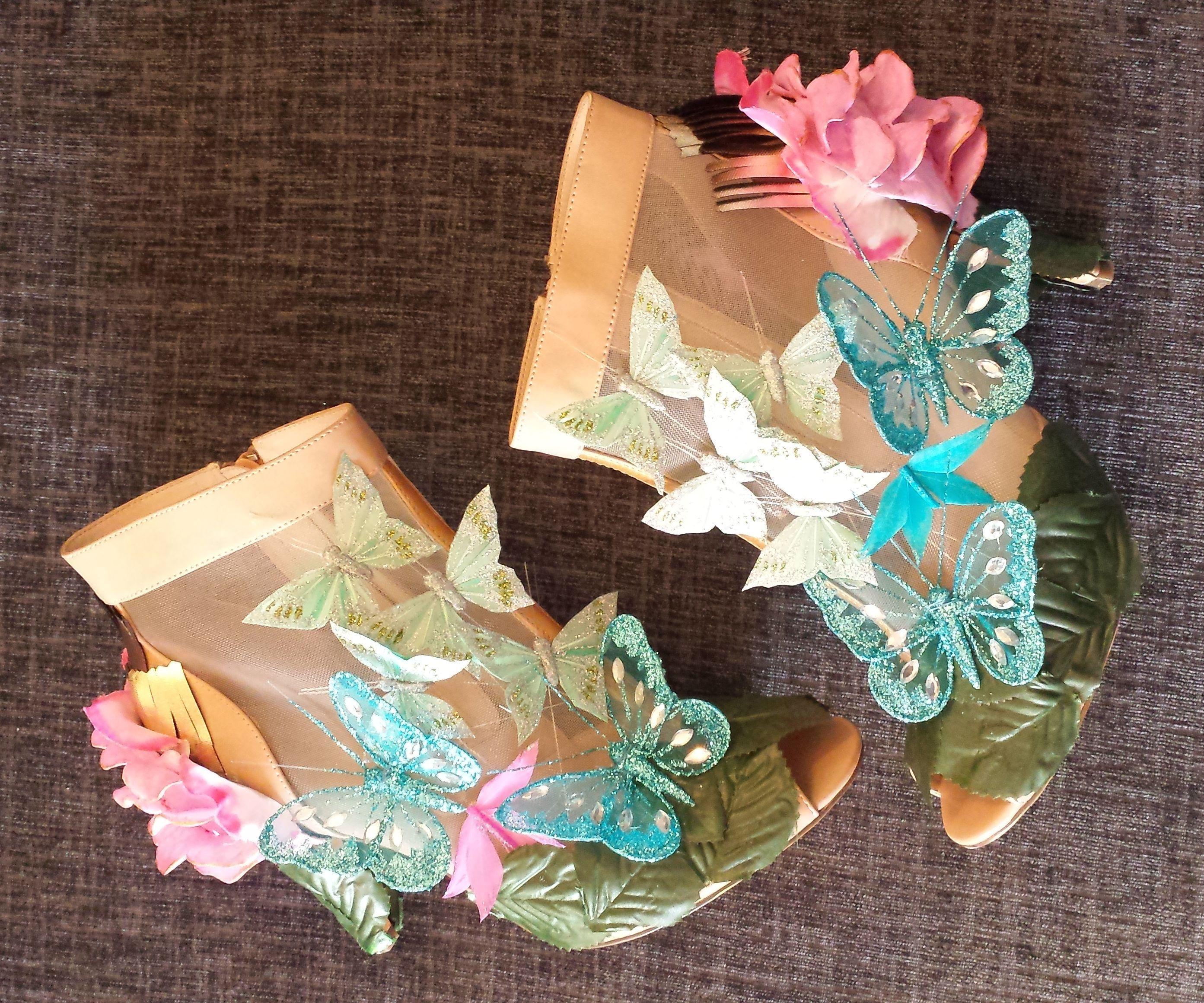 English Rose Shoe-Shoes