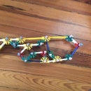 Knex Knife Using Simple Pieces