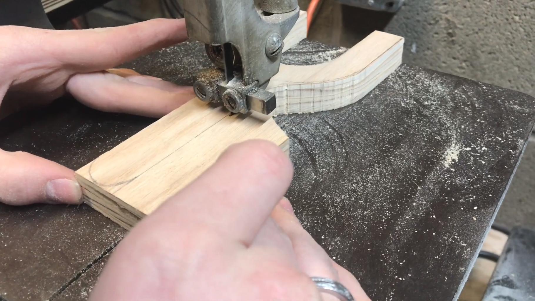 Cut Out the Shape