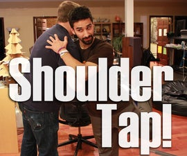 Shoulder Tap to Win Friends and Influence People - an Arab American Improvised Greeting