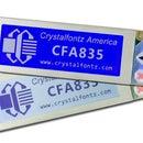 Hack a CFA735/CFA835