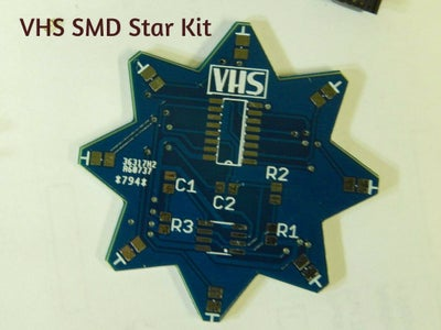 Cooking My First SMD Board