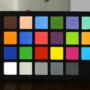 DIY Color Checker