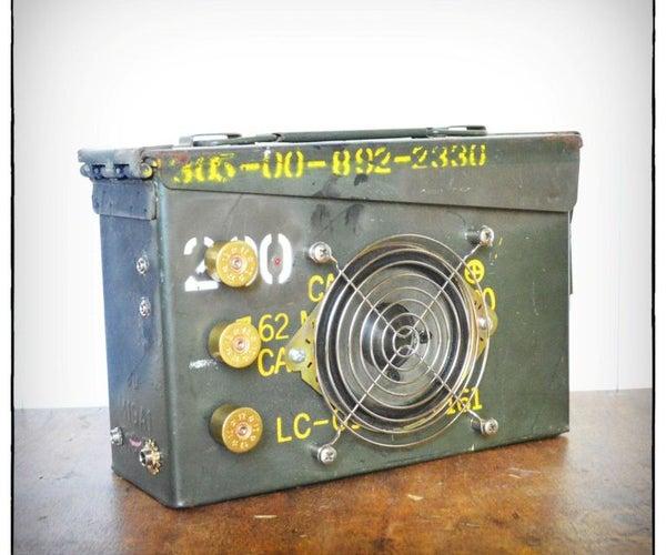 Ammo Box Amp