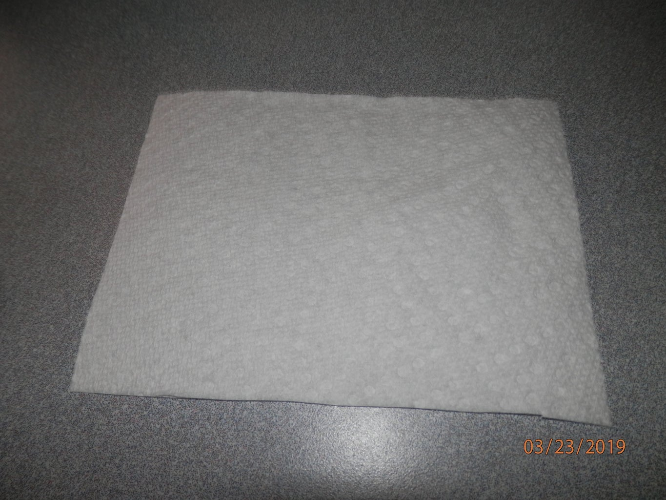 Create the Paper Towel Roll