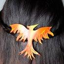 DIY Hunger Games Accessories- Hair Clips & Earrings