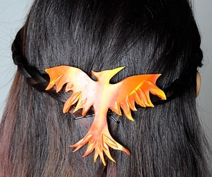 DIY Hunger Games Accessories- Hair Clips & Earrings
