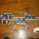 BAD ASS KNEX GUN
