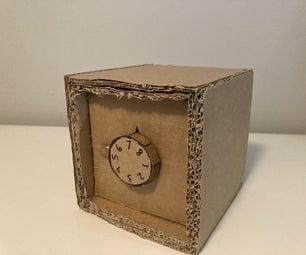 Cardboard Mini Combo Safe