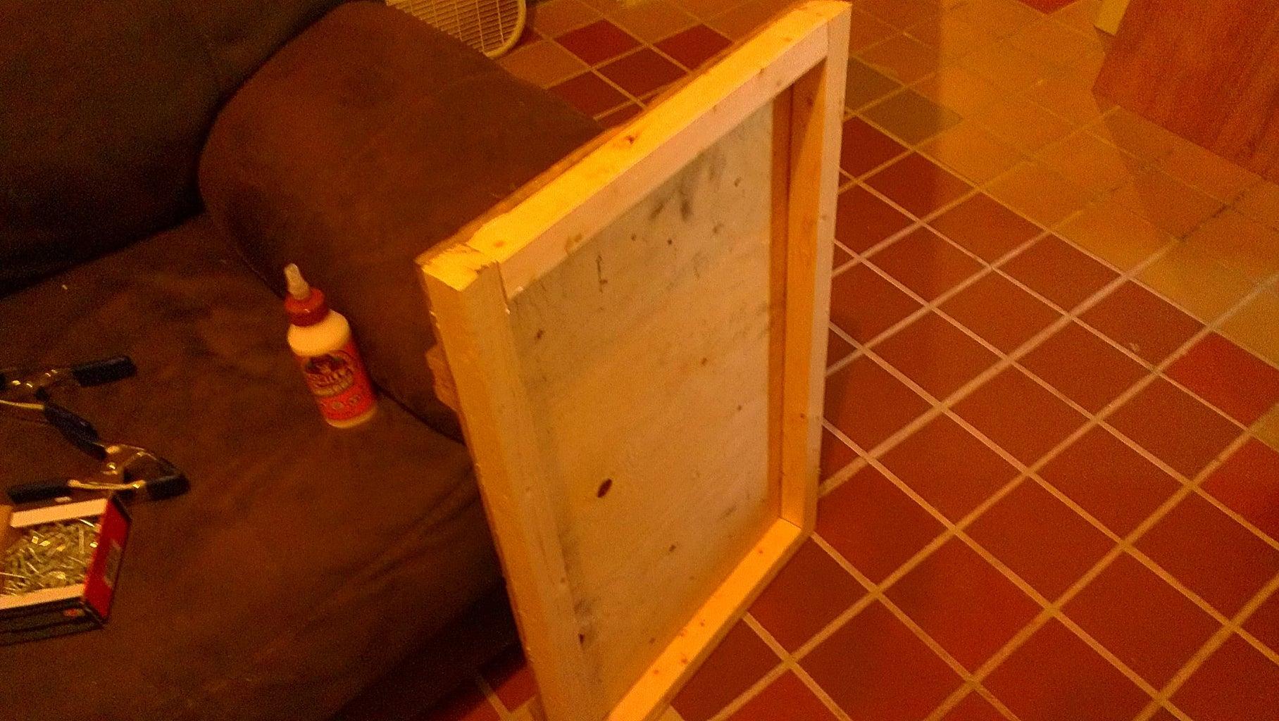 Finshing the Box