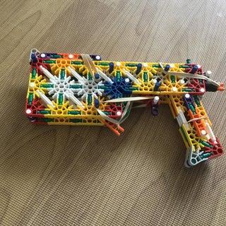 Knex War Pistol V2