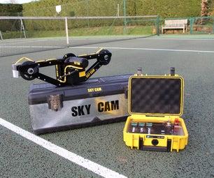 SKY CAM an Aerial Camera Solution