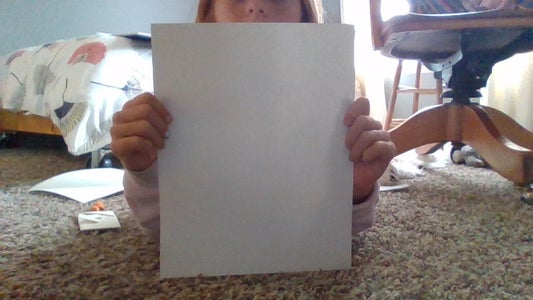 Step One: Grab a Paper