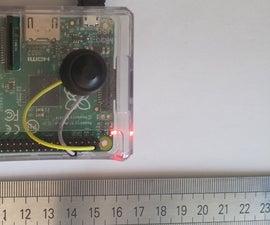 IFTTT Button Raspberry