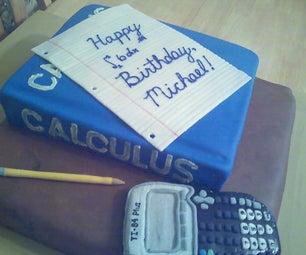 Calculus Cake