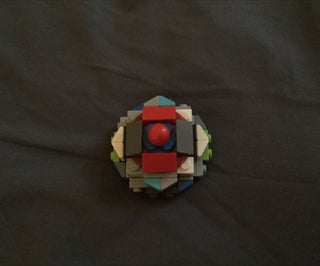 How to Make a Strong Lego Beyblade
