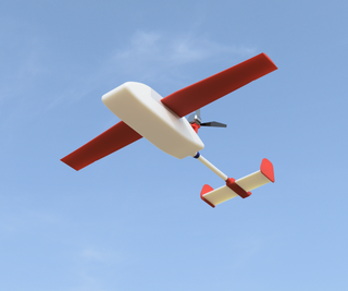 Autonomous Fixed-Wing Delivery Drone (3D Printed)