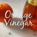 Orange Peel Vinegar Cleaner