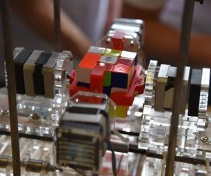ARS - Arduino Rubik Solver