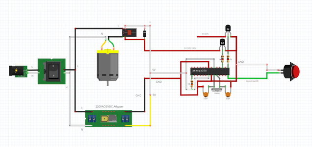 Connecting Arduino to the Base
