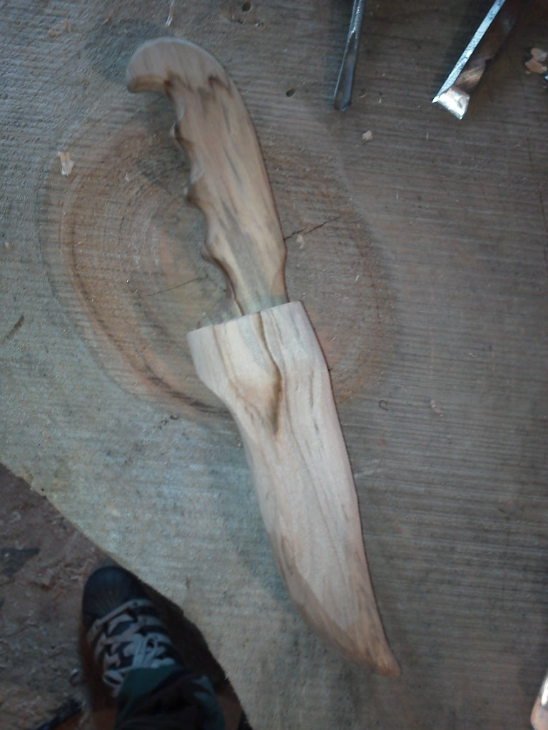 Final Sanding and Finishing