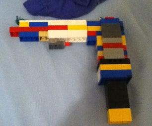 Lego Gun Grip