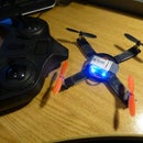 Make your own mini quad copter