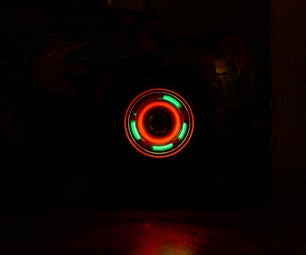 The LED Wheel (for RC Cars)
