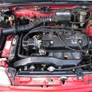 Head Gasket Replacement on '91 Honda Civic