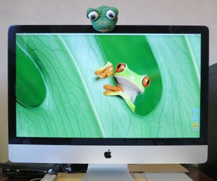 Turtle Peeper Webcam Cosy: Protect Your Loved Ones!