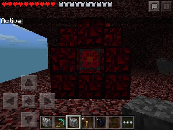 Minecraft Pe Nether Reactor