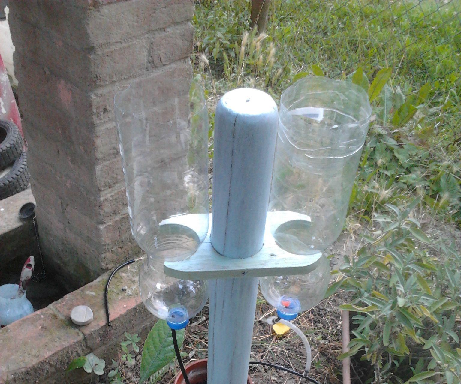 Drip installation DIY