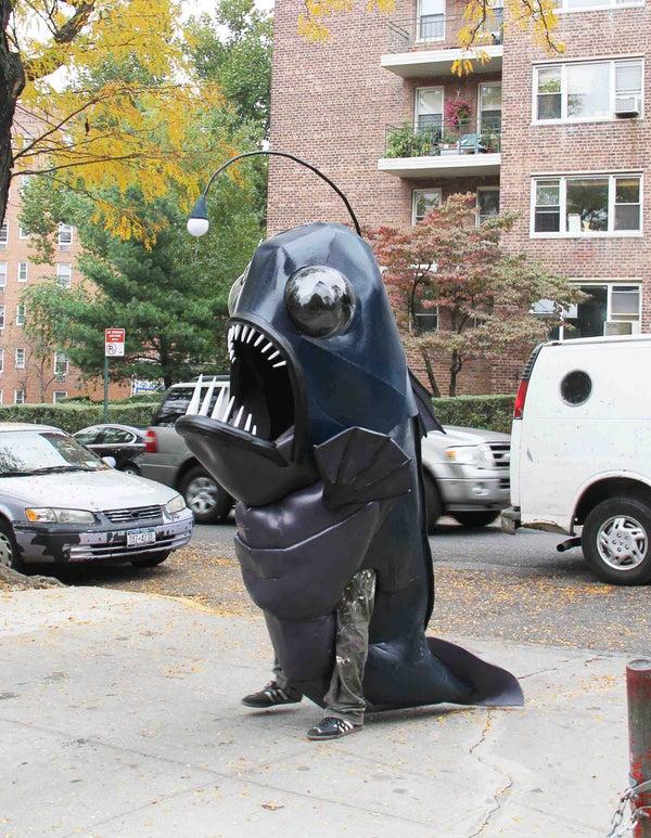 Angler Fish Costume