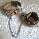 Make Handcuffs from a Suitcase