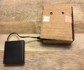 Social Distance Sensor