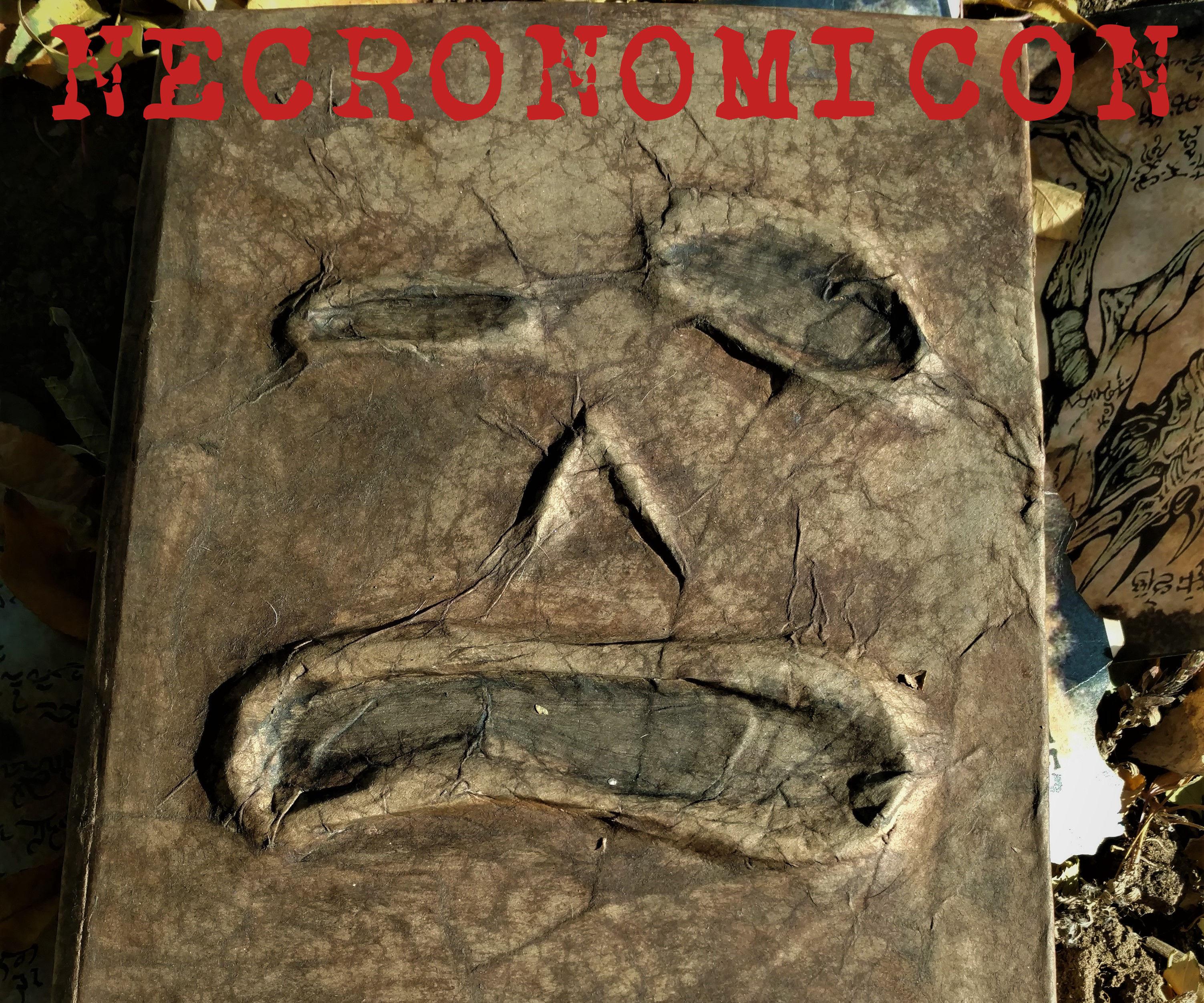 Necronomicon Book of the Dead
