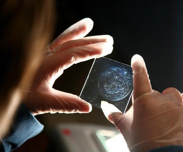 Making Holograms #phablabs
